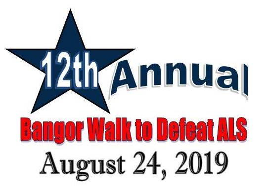 12th Annual Bangor Walk to defeat ALS