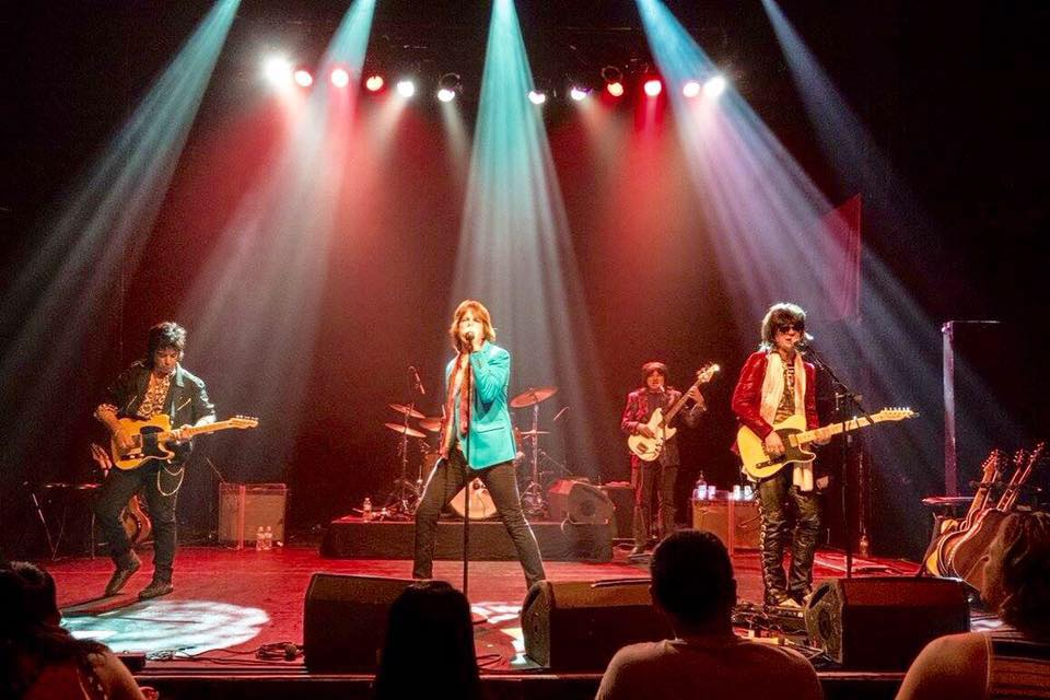 Satisfaction/The International Rolling Stones Tribute Band
