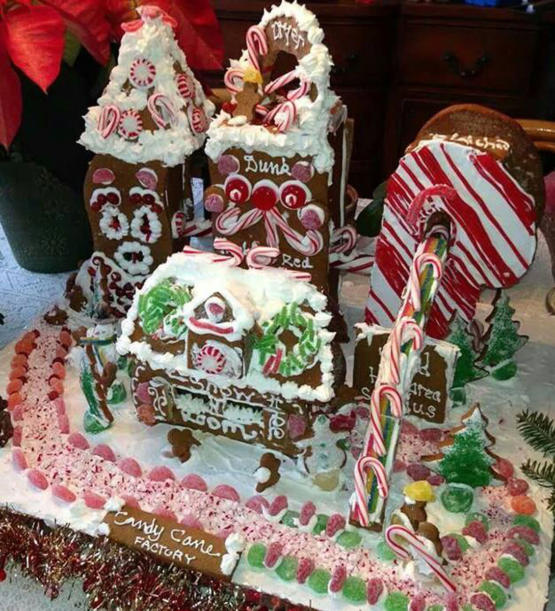 11th Annual Gingerbread Spectacular @ The Opera House at Boothbay Harbor | Boothbay Harbor | Maine | United States