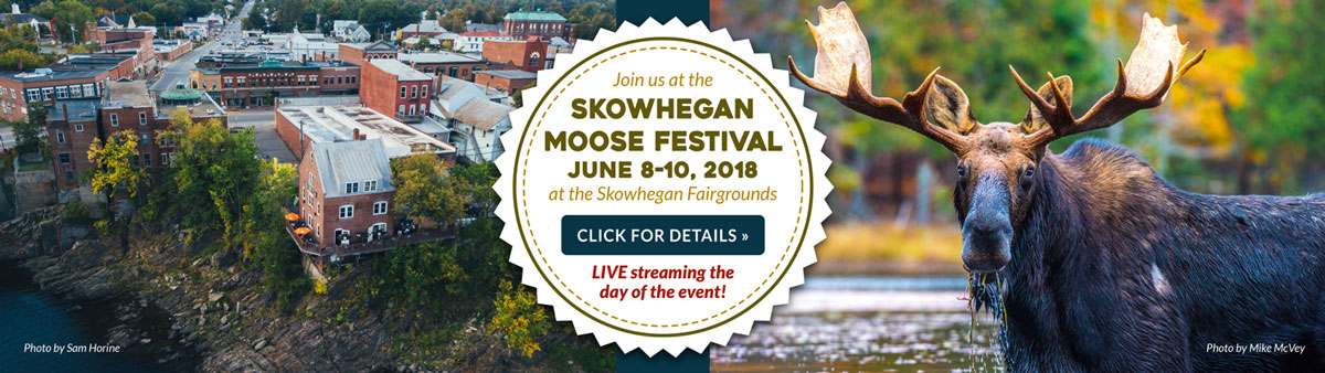2018 Skowhegan Moose Festival