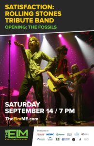 Satisfaction/The International Rolling Stones Tribute Show
